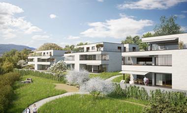 Verkauf: Attika-Wohnung, Überbauung